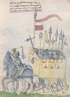 ONB Cod. 3062  Kreigsbuch