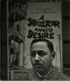 Tennessee Williams.  I read his books as a teen-ager and young adult.  Now that I am old, I think I should read them all again.  My perspective has changed and I think that would make all the difference.