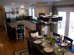 Kitchen And Dining Room Interesting Sunroom Addition Off The Kitchen …  Pinteres… Design Decoration