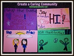 Teaching Students How to Support One Another -Bullying Prevention Awareness Lessons #Bullying