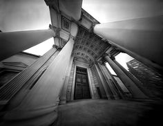 Among the Columns -- a 4x5 Film Pinhole Photograph by integrity_of_light, via Flickr