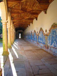 Monastery of São Martinho de Tibães, Portugal
