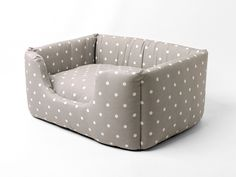 Deeply Dishy Luxury Dog Beds - Cotton Prints