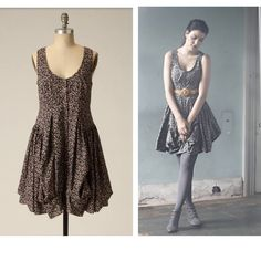 Anthropologie Dresses - SoldAnthropologie Gathered Alyssum Dress