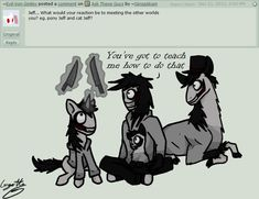 Mlp and creepypasta crossover Scary Stories, Horror Stories, Creepypasta Characters, Scary Creepypasta, Creepy Pasta Family, Creepy Monster, Dont Hug Me, Eyeless Jack, Ben Drowned