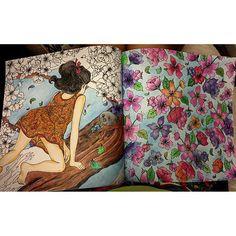 Instagram media maui_p_ - #coloringbookforadults aint a joke. lol. #sakitsakamut #coloringforadults #stressreliever #hobby #pastime