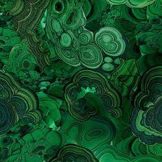 Fabric Malachite 2