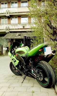 #Kawasaki #Ninja 1