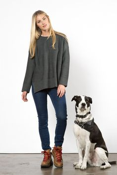 Neilson Sweater Grey