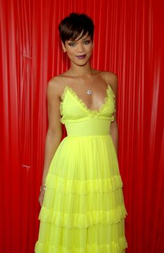 Rihanna at the 2008 BET Awards