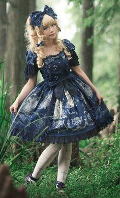 @PinFantasy - lolita posts - F.I.G.J.A.M FASHIONISTA