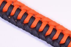 Learn How to Make the Single Genoese Survival Paracord Bracelet - BoredP...