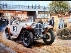 Vintage Racing Art (18/20)