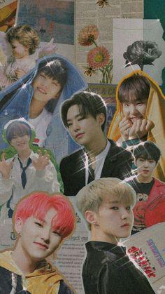Seventeen Performance Team, Seventeen Leader, Hoshi Seventeen, Woozi, Wonwoo, Jeonghan, Boys Wallpaper, Cartoon Wallpaper, Wallpaper Lockscreen