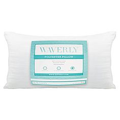 Waverly® Polyester King Size Bed Pillow at Big Lots.