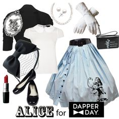 Dapper Day Alice (the skirt!)