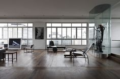 """Built by Triptyque in São Paulo, Brazil with date 2011. Images by Roberto Wagner . The """"Paulista"""" project designed and renovated by Triptych is an exceptional residence. Inhabited by the spirit of São..."""