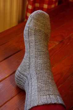 Ravelry: AnniKainen's Some kind of Rye women's knitted socks naisen villasukat