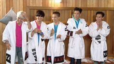 "Preview Stills of BIGBANG's Appearance on ""Happy Together"" Released"