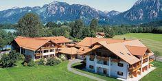 Wellness-Hotel Sommer ****     Allgäu