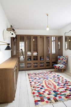 Tina Seidenfaden Busck and Pernille Hornhaver, the founders of The Apartment.