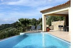 Located in the North-West of the stunning island of Corsica, Villa de la Baie is just a short drive away from some lovely sandy beaches, and offers comfort and serenity in spades. The villa belongs to a domain of three properties situated in a 100 year old olive grove, with stunning views over the bay of Calvi.