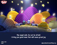 The Angel said, Do not be afraid i bring you good news that will cause great joy - Luke Luke 2, Do Not Be Afraid, Good News, Christmas Gifts, Bring It On, Angel, Joy, Sayings, Outdoor Decor