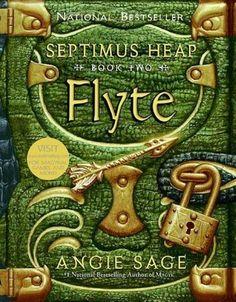 Flyte (Septimus Heap Series #2) (8/10)