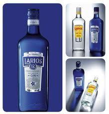 marque de gin : Larios Gin, Cocktail, Vodka Bottle, Drinks, Twitter, Collection, Tents, Bottles, Liquor