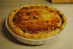 Anne's hyggested: Porre-skinke tærte med et pift!
