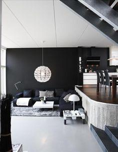 black / white <3