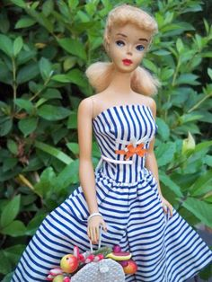 #3 Ponytail Barbie