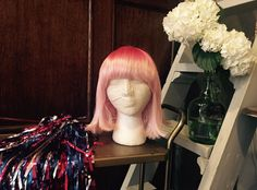 A personal favorite from my Etsy shop https://www.etsy.com/listing/451706164/beauty-school-dropout-wig-with-bangs
