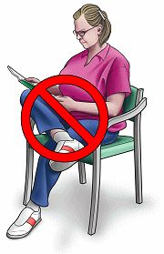 how to sit on sofa after hip replacement