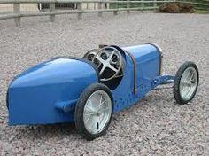 *PEDAL CAR ~ Bugatti