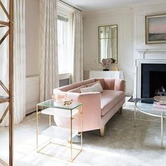 "996 Likes, 1 Comments - BNKR - fashionbunker.com (@fshnbnkr) on Instagram: ""Yes please, now, thanks. Interior #goals via @decorpad. #BNKR #inspo #interiors #pink"""