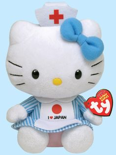 Hello Kitty I Love Japan