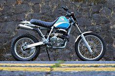Honda XR650L by Digital Directiv