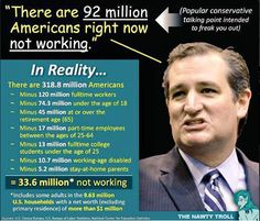 Republicans : Terrible at math and telling the truth !!!