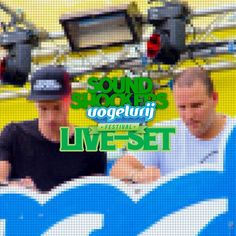 Soundshockers  Vogelvrij Live Set