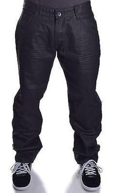 Ecko Unltd. Men's Going Long Black Slim Straight Jeans Size 36 x 32