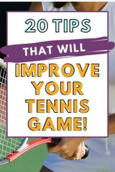 If you are looking to improve your singles or doubles tennis game then try these tips out. They are easy to implement and will help you win more points during your next tennis match. Tennis Games, Tennis Tips, Tennis Techniques, Tennis Match, Tennis Players, Improve Yourself, Easy