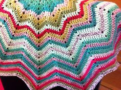 91 Best Afghans Round Ripple Crochet Images In 2013