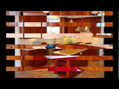Tủ Bếp Gỗ Xoan Đào Đẹp - YouTube