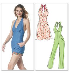 with modification, a modest swimsuit?  mccall's pattern