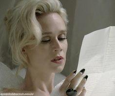 Mariana Ximenes - brasilian actress - http://novelafashionweek.com.br