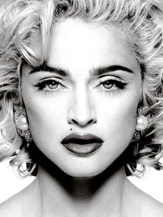 Madonna by Patrick Demarchelier1990