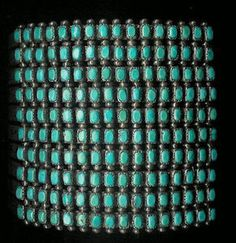 zuni needlepoint bracelet - Google Search