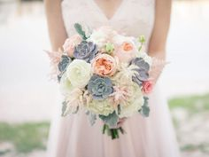 11 Stylish Ways to Use Succulents in Your Wedding | Photo by: Creative Imaginations Photography | TheKnot.com
