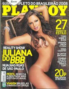 PLAYBOY BRAZIL MAY 2008